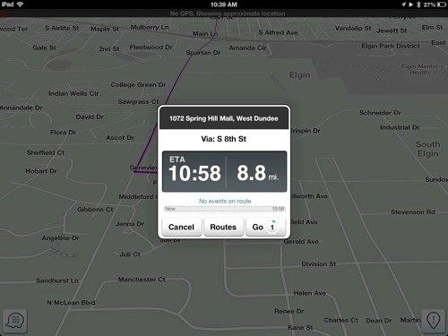 MapsApp-Waze