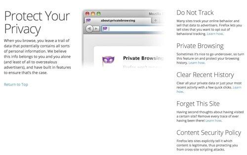 Safe-Firefox