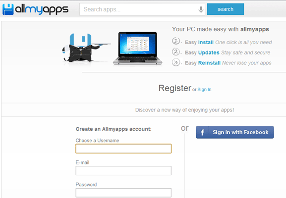 allmyapps-signup
