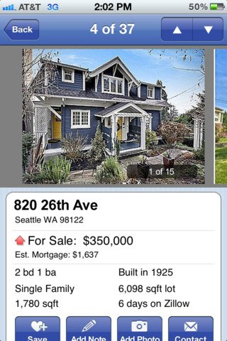 homehunt-zillow real estate