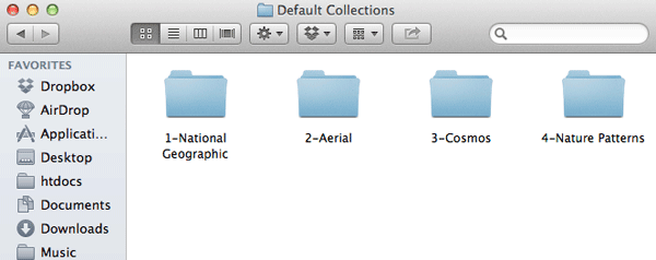 mac-osx-default-collection