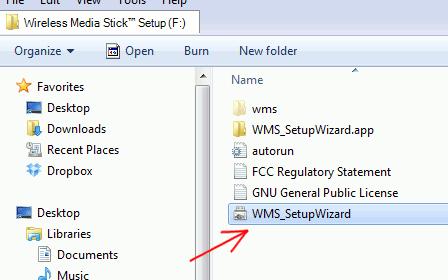 media-stick-installer