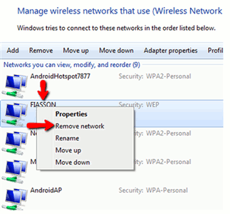 wireless-networking-remove-network