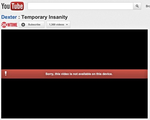 YouTube-Flash