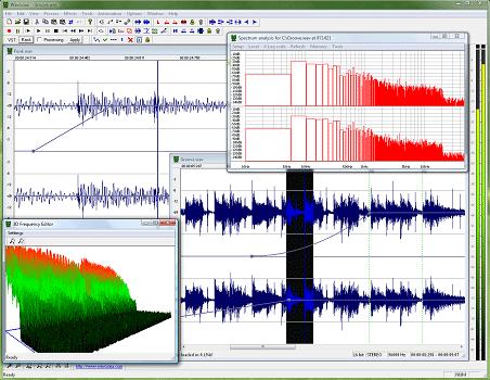 Audio Edit - wavosaur