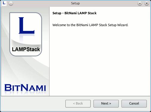 bitnami-lamp-install