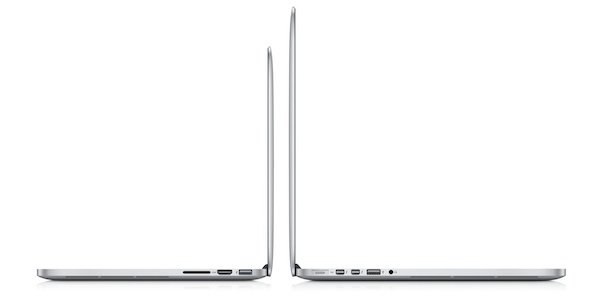 Macbook Pro - Thinnest Focused