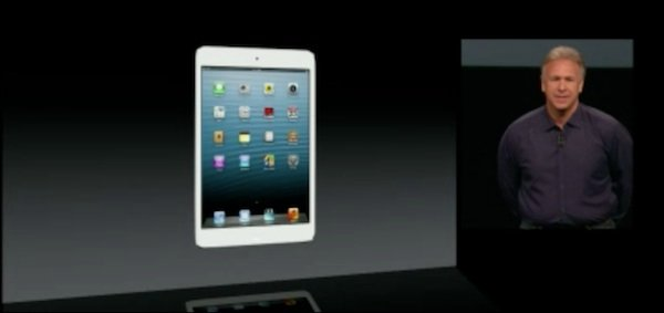 iPad Mini Event