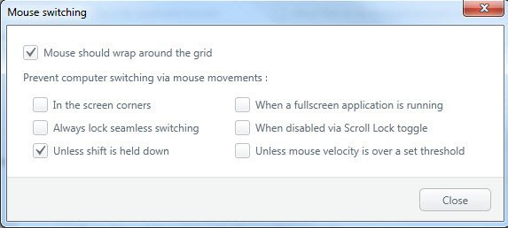 multiplicity-mouse-switching