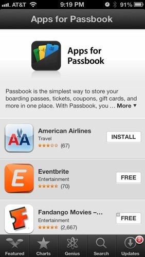 passbook-apps