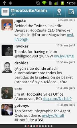 twitter hootsuite