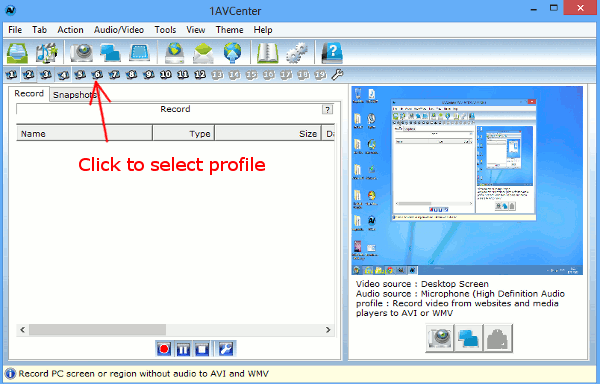 1avcenter-select-profile