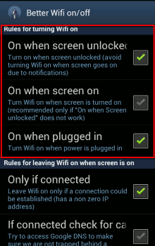 How to Automatically Turn Off The WiFi When It Is Not In Use