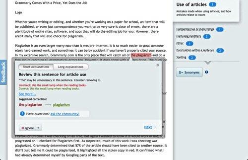 check my essay online
