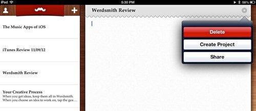 Werdsmith-Create