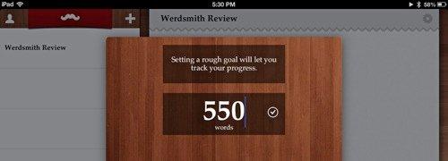 Werdsmith-Goal