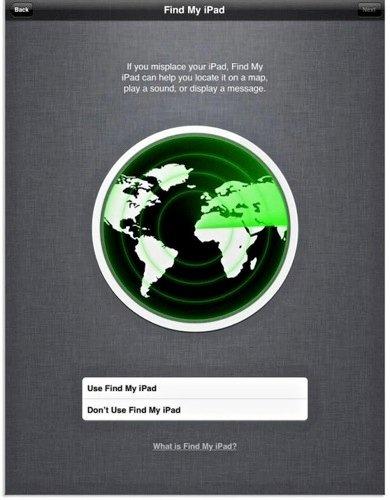 iOSSetup-Find