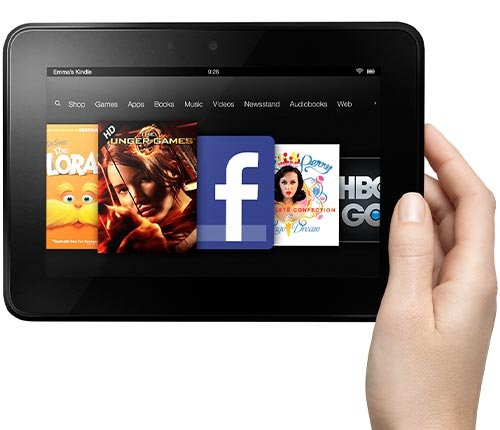 Manage Files On Your Kindle Fire HD With Ubuntu