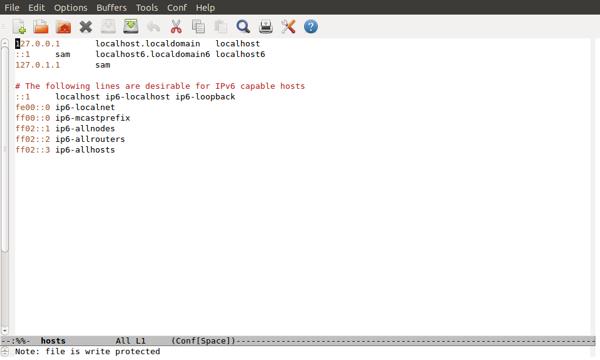 linux-hosts
