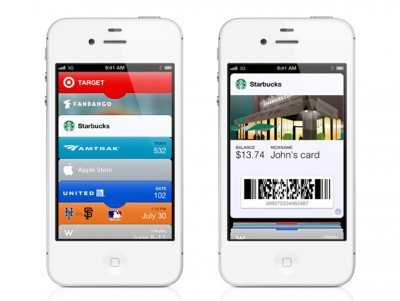 using tech in gift giving: passbook