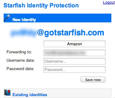 Customize your new identity on Starfish.