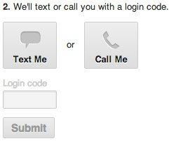 Get your login code to finish sign up at Duo Security.
