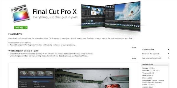 transition from imovie to final cut pro: do where to begin?