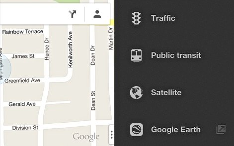 GoogleMaps-ViewChoices