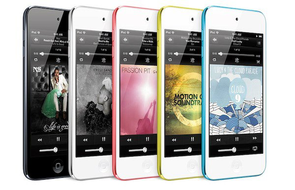apple holiday gift guide - iPod