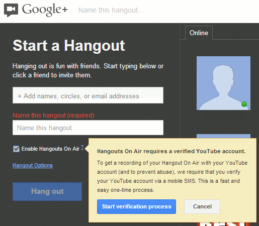 broadcast-google-plus-hangout-verify-youtube