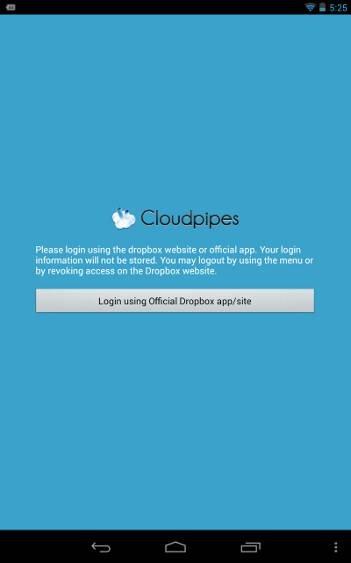 cloudpipes-login-dropbox