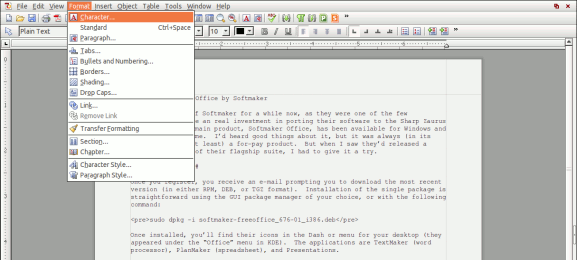 freeoffice-textmaker