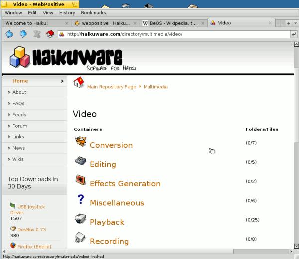 haiku-haikuware