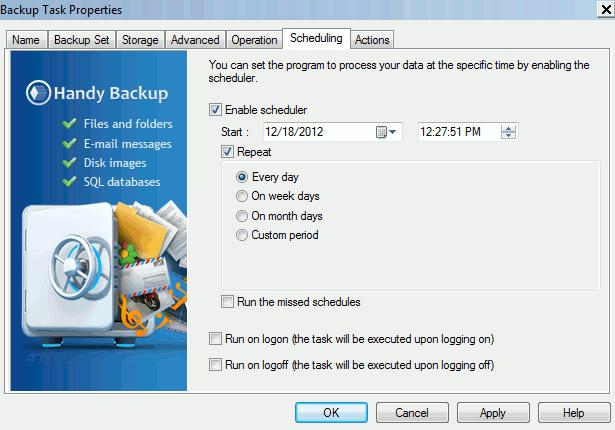 handybackup-scheduling