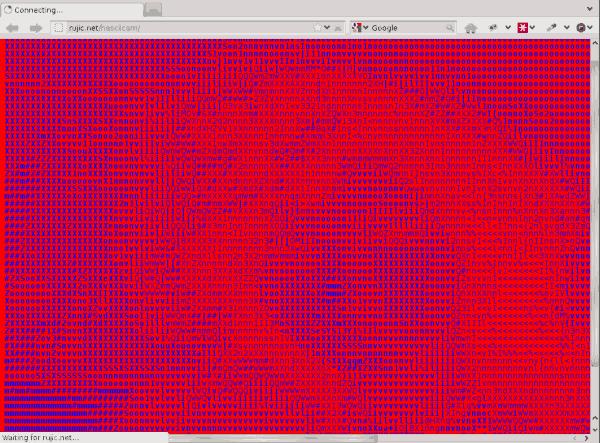 hasciicam-blue-on-red