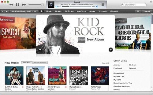 iTunes11-Store