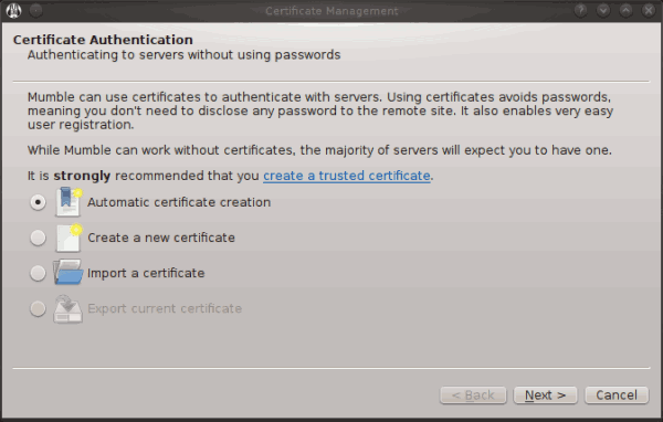 mumble-certificate
