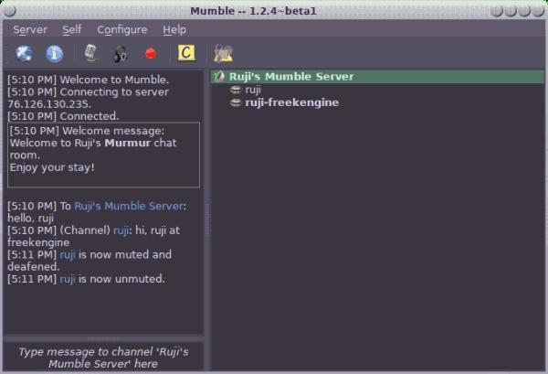 mumble-freekengine