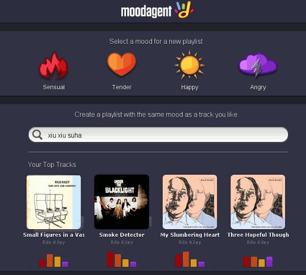 spotify-moodagent