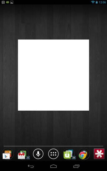 create-android-widget-blank-widget