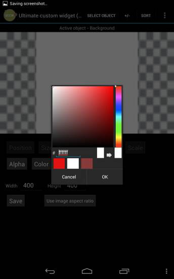 create-android-widget-change-color