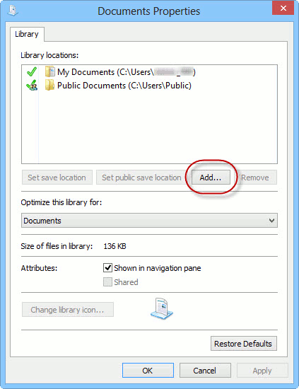 file-history-Add-folder-to-library