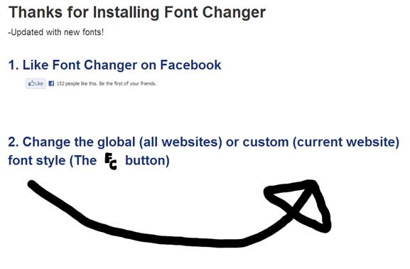 font-changer-thanks
