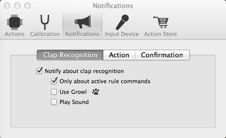 Enable and customize your notifications for iClapper.