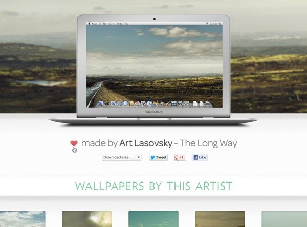 See how a Kuvva wallpaper will look on your desktop.