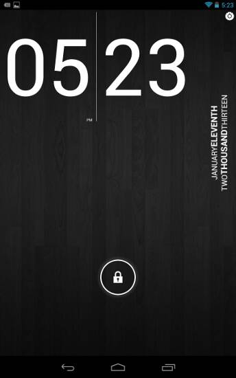 minimalist-android-date-added