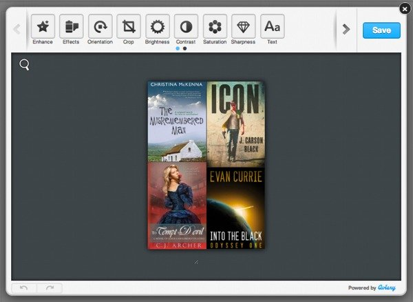 Enhance your images on Pingraphy.