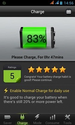 Battery Doctor Charge