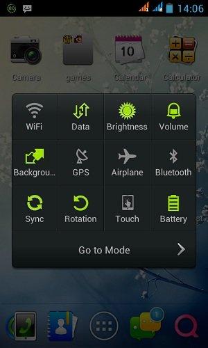 Battery Doctor Custom Mode