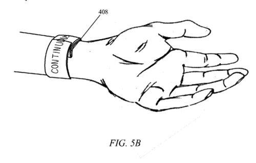 Smartwatch-Patent